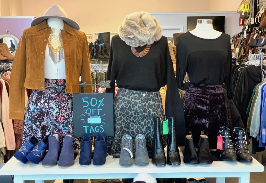 womens consignment clothes